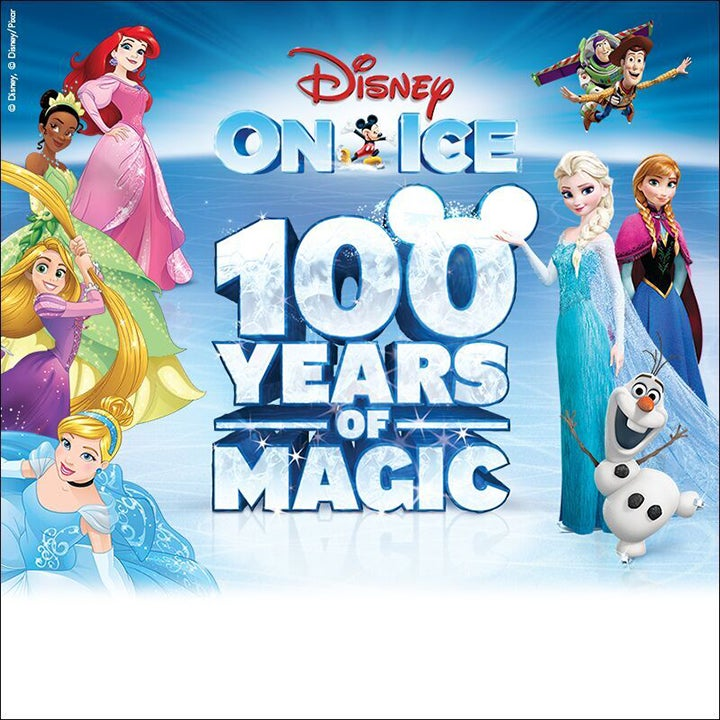 More Info for Disney on Ice Celebrates 100 Years of Magic coming to Fiserv Forum Feb. 14-17, 2019