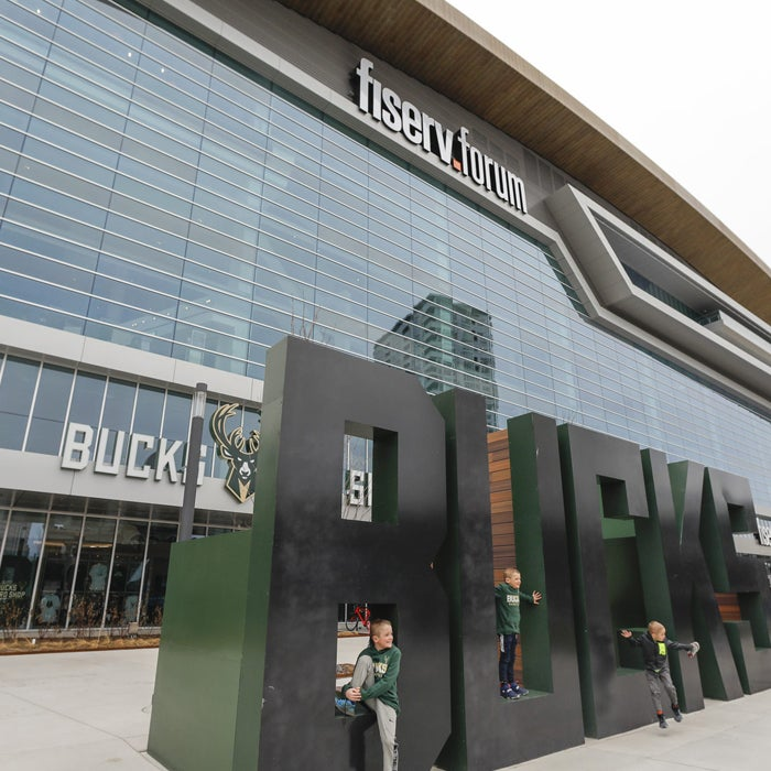 More Info for Fiserv Forum Tours to Begin Friday, April 19