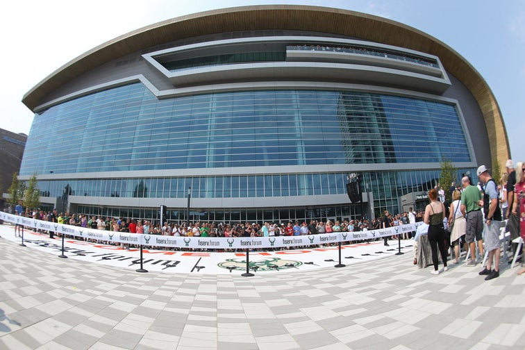 More Info for Fiserv Forum is the World's First Bird-Friendly Arena