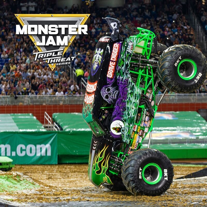 More Info for Monster Jam Coming to Fiserv Forum From Jan. 18-19, 2019